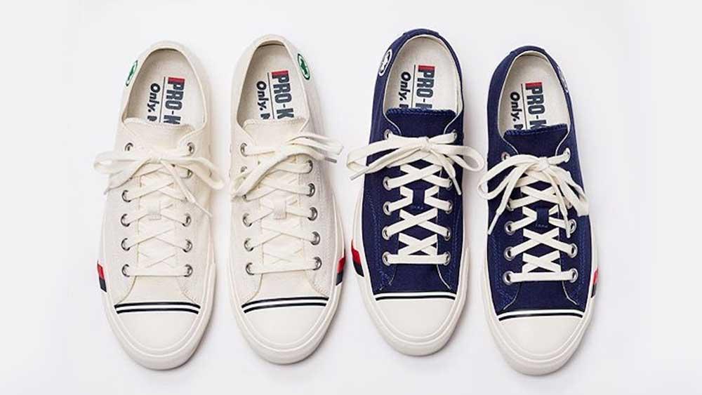 วิธีรักษารองเท้าผ้าใบ