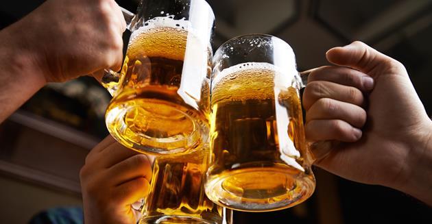 ดื่มเบียร์ ก็มีประโยชน์เหมือนกัน