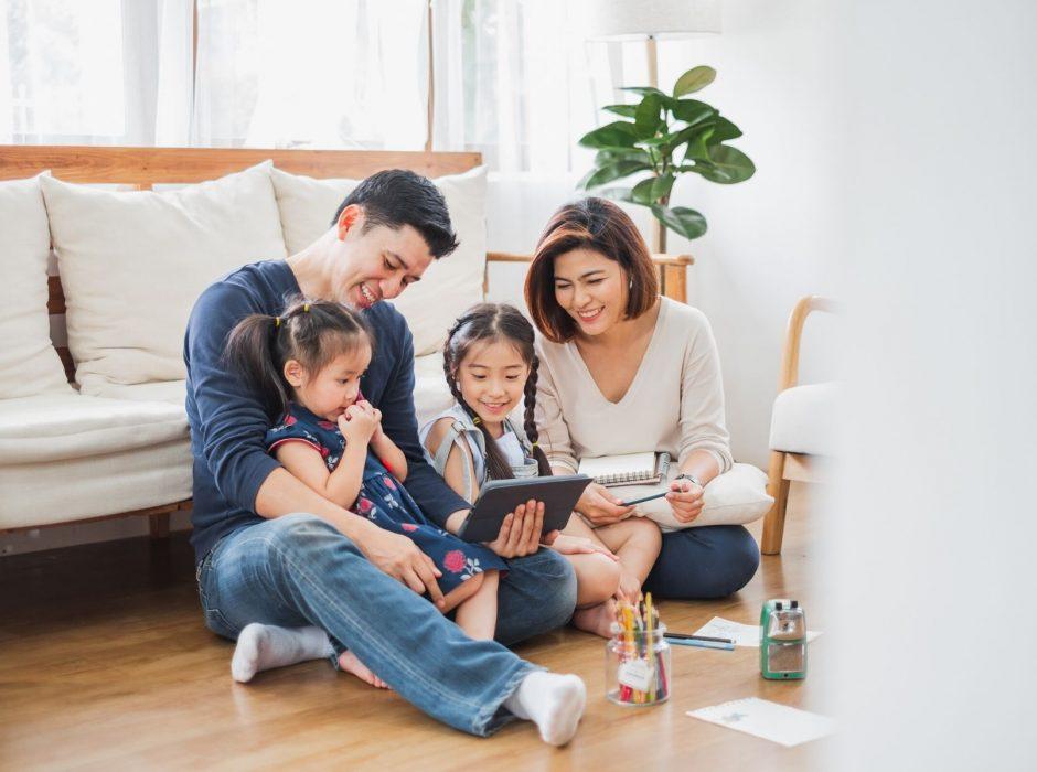 วิธีที่พ่อแม่จะสร้างความเชื่อใจ ให้กับลูก